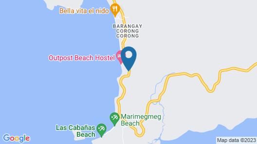 Suites By Eco Hotel El Nido Map