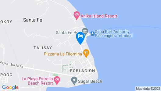 Hoyohoy Villas Map