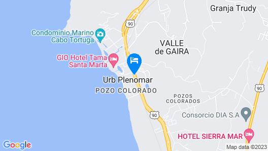 Estelar Santamar Hotel & Centro de Convenciones Map
