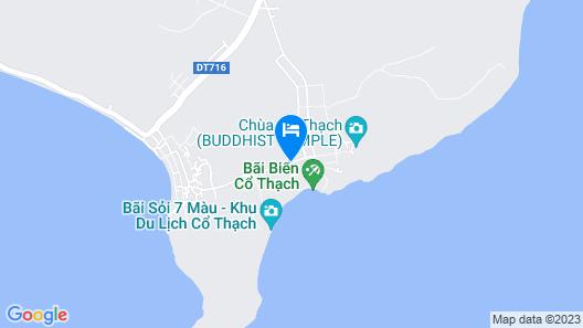 Hoan Nguyen Hotel Map