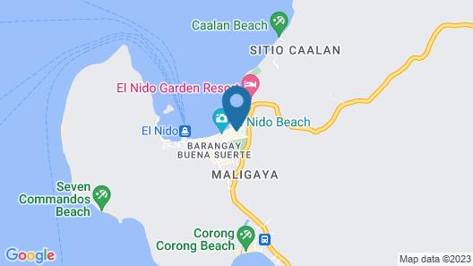 Bulskamp Inn - Adults Only Map