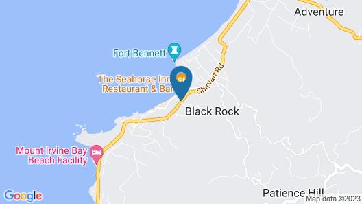 Grafton Beach Resort Map