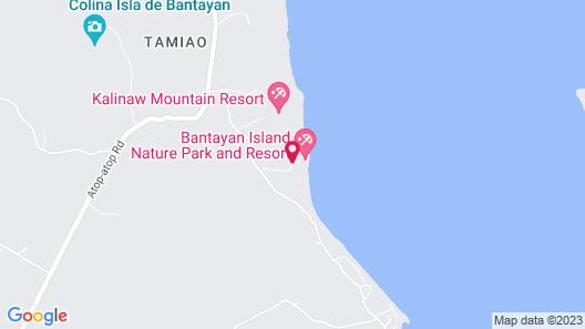 Bantayan Island Nature Park and Resort Map