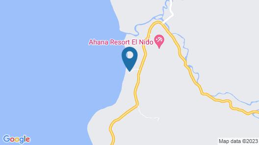 El Nido Cove Resort Map