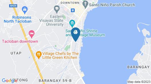 Zpad Residences Map