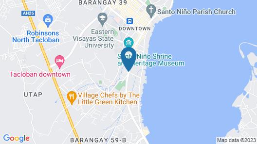 Mina's Place Map