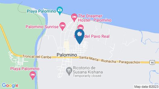 Casa Kai Map