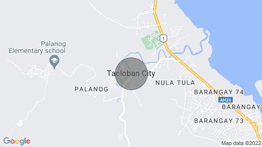 House FOR Rent Tacloban Leyte Map