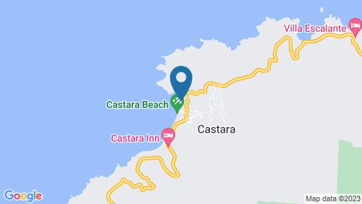 The Naturalist Beach Resort Map