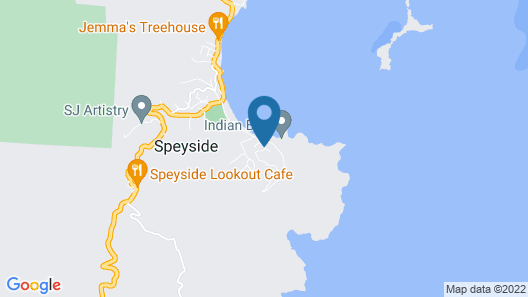 Grand View Guesthouse Map