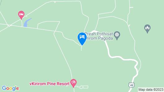 Kirirom Hill Station Map