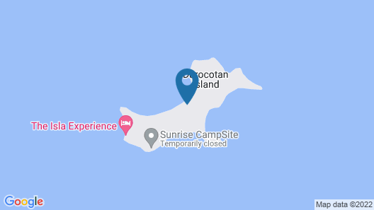 Dryft Darocotan Island - Campsite, Adults Only Map