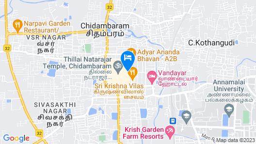 Arudhra Residency Map