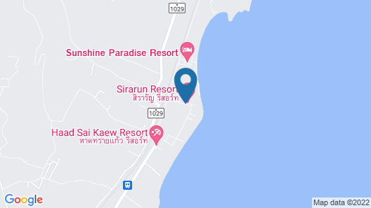 Sirarun Resort Map
