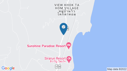 Sunshine Paradise Resort Map