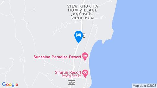 Sunshine Paradise Resort Map