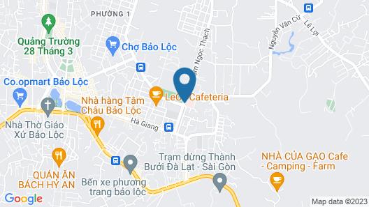 Hotel179 Map