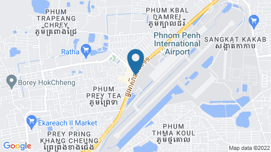 You Eng Hotel Map
