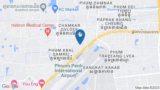Bodaiju Residences Map
