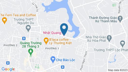 Nhat Quang Hotel Map