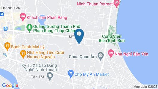 Tam An Hotel Map