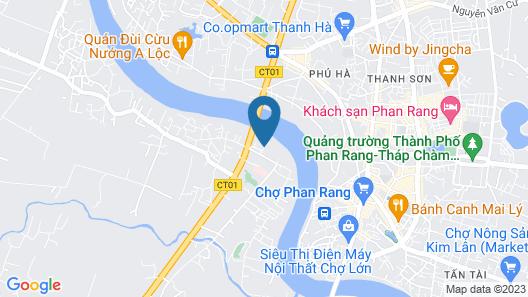Ninh Thuan Retreat Map