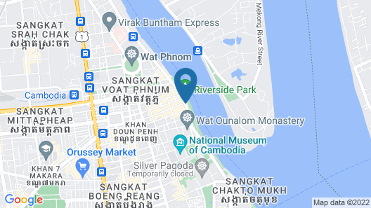 The View Point Hotel Map