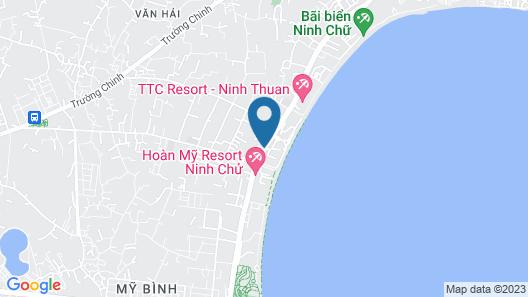 Aniise Villa Resort Map