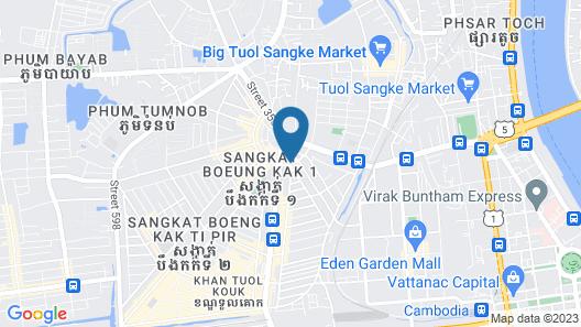 Niisaii Apartment Map