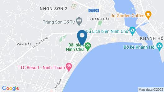 Sunrise Ninh Thuan Hotel Map