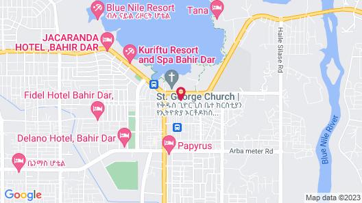 Rahnile Hotel Map