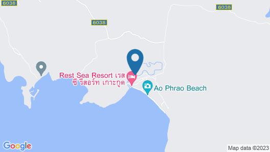 Escape Life Koh Kood Map