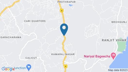 De Meadows Resort Map