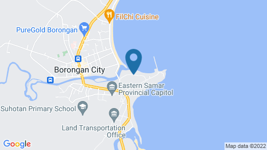 Rawis Resort Hotel Map
