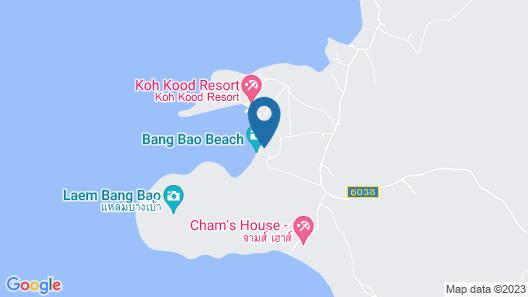 Captain Hook Resort Map