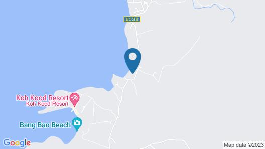Dusita Resort Kohkood Map