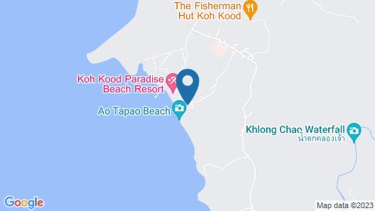 Sea Far Resort Map