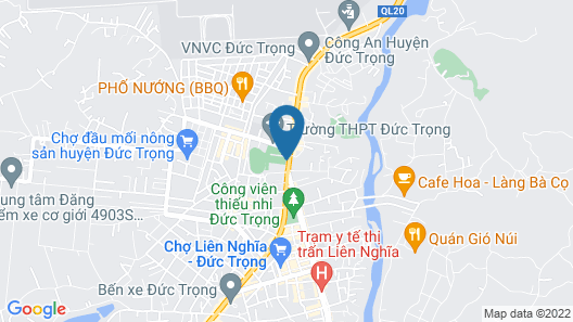 Sandals Star Hotel Map