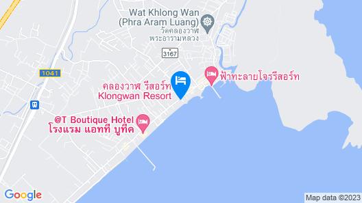 Klongwan Resort Map