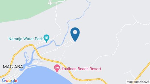 Rosepoint Beach Map