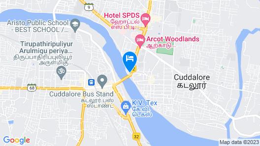 Sri Valli Vilas Residency Map