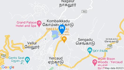 INDeco Lakeforest Map