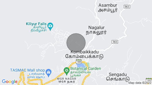 Palette - Kottai Resort Map