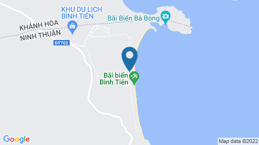 Aloha Binh Tien Map