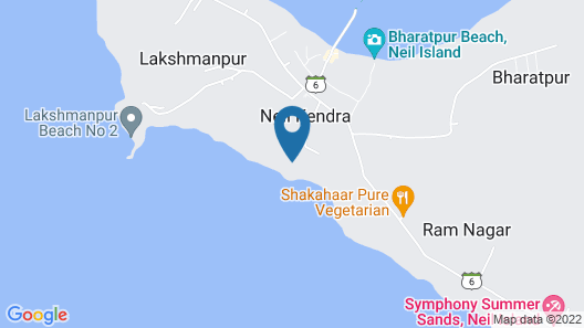 Silver Sand Neil Map
