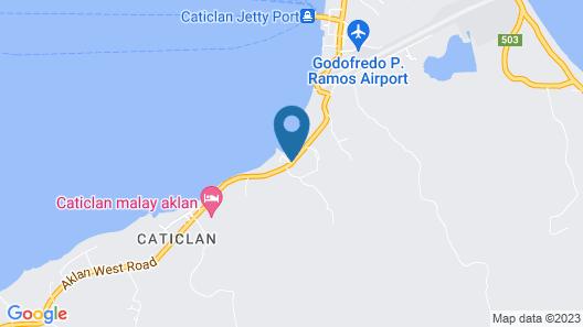 RedDoorz near Caticlan Airport Map