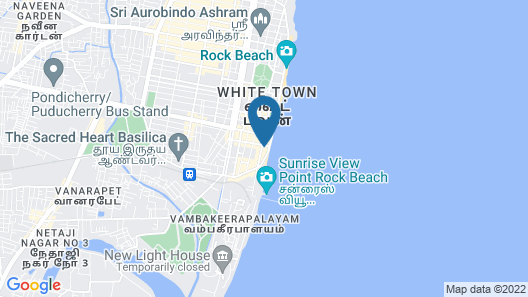 The Promenade Map