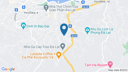 Thinh Phat Hotel Map