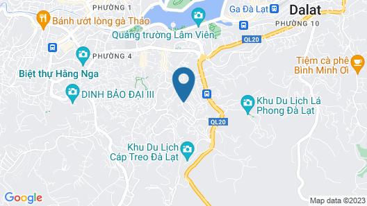 Hong Mon Villa Map