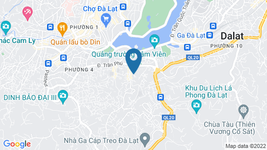Lu Tan Villa Map
